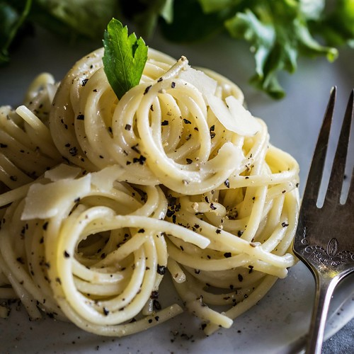 authentic cacio e pepe