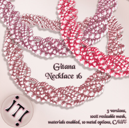 !IT! - Gitana Necklace 16 Image