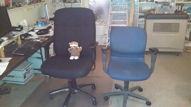 New Chair and Old
