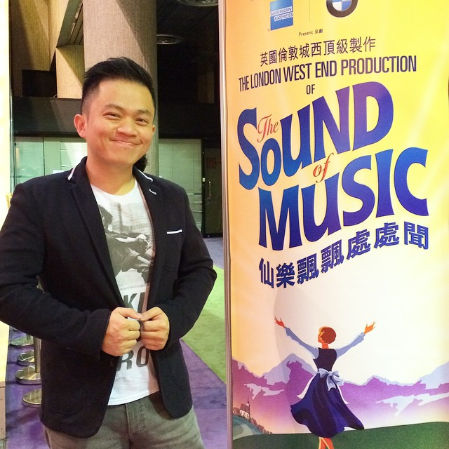It's time for all my favorite things! At the gala premiere of the Sound of Music #lifeisgood #soundofmusic
