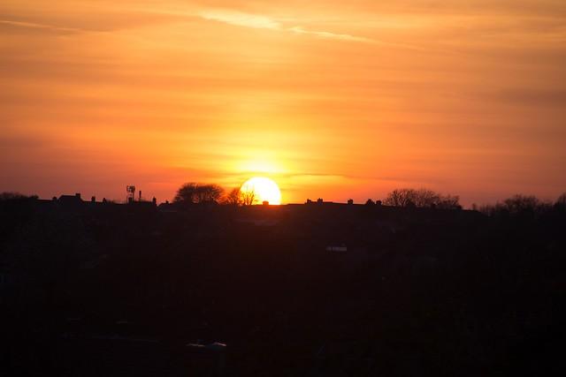 Shildon Sunsets - Explore