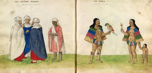 010-Códice de Trajes-Biblioteca Digital Hispanica