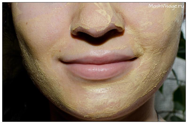 освежающая фруктовая маска для лица himalaya herbals отзыв