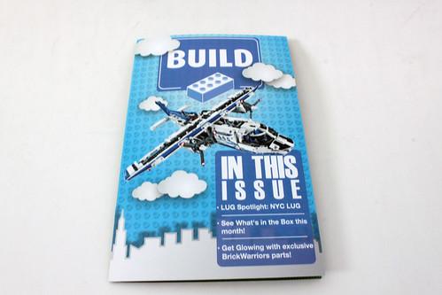 May 2015 Brick Builders Club
