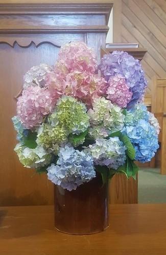 Sabbath flowers