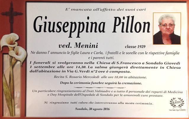 Pillon Giuseppina
