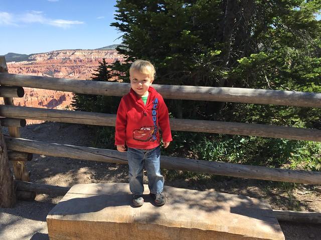 Utah Trip 2016: Cedar Breaks