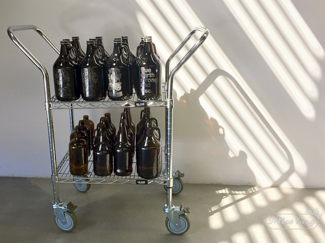 Custom Growlers from Sigil & Growler