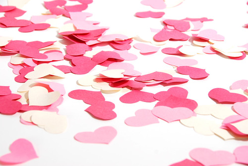 Scattered Hearts | by lauratrevey