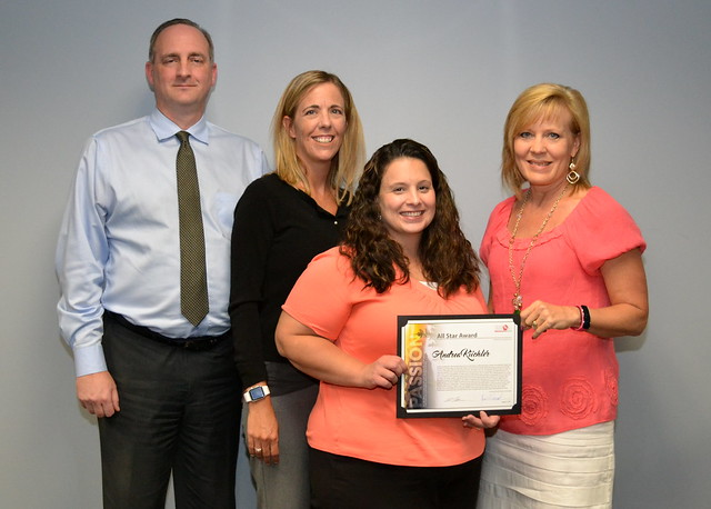 2016-17 Q1 Employee Recognition
