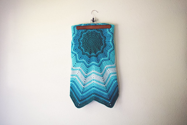 Crochet: Study in Blue