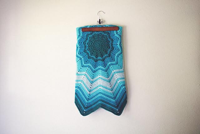 Crochet: Study in Blue