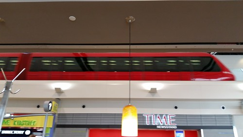 Detroit Airport Monorail