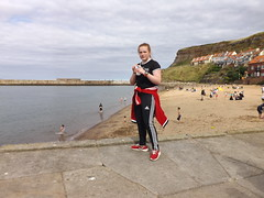 Emily in Whitby