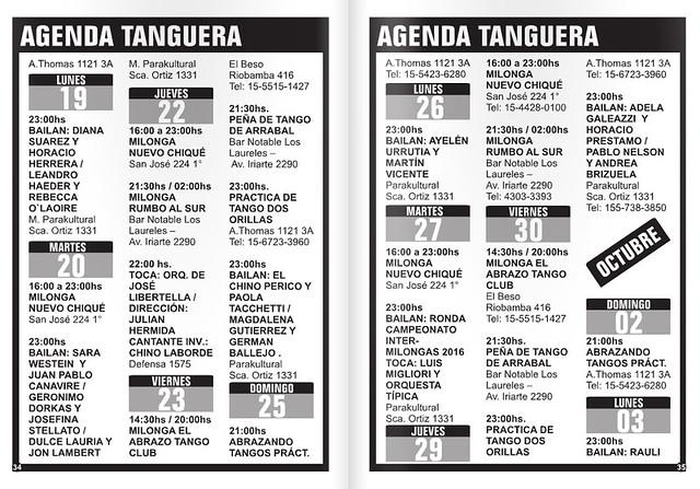 Revista Punto Tango 119 Septiembre 2016-05
