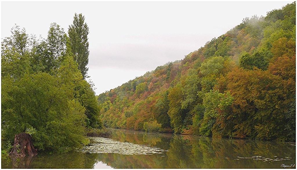 L'automne sur l'Isle + ajout d'août 29412605683_83e6f49665_b