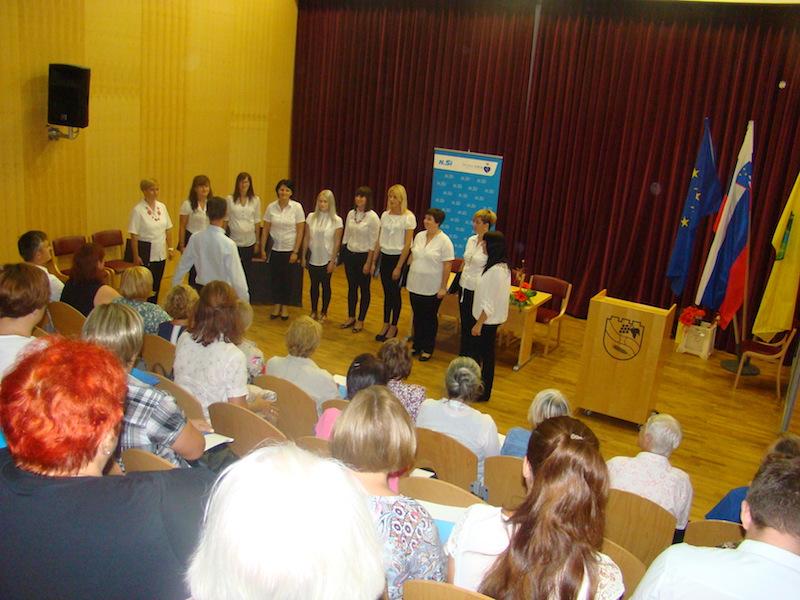 Ustanovljen Regijsk odbor Ženske zveze NSi Ptuj – Ormož