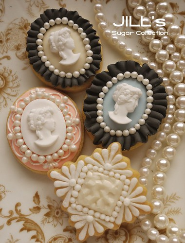 cameo | by JILL's Sugar Collection