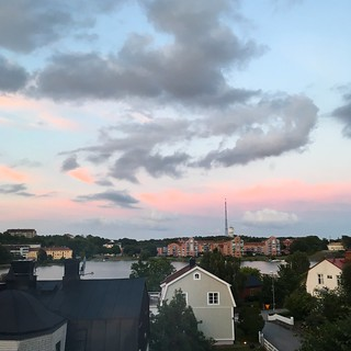 the view, karlskrona