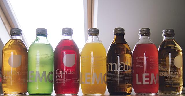 Charitea lemonaid sustainable fairtrade soft drinks