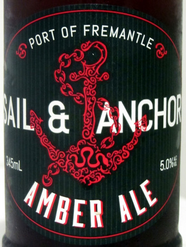 Sail & Anchor Amber Ale