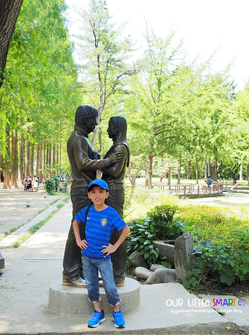 Edison at Nami 2