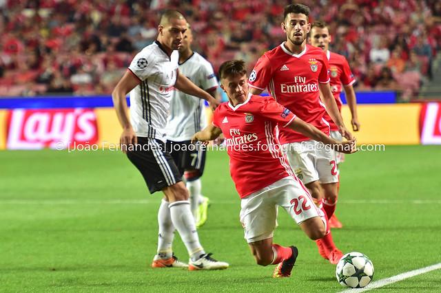 Benfica-Besiktas (1-1)