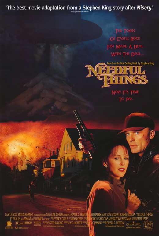 Needful Things - Poster 4
