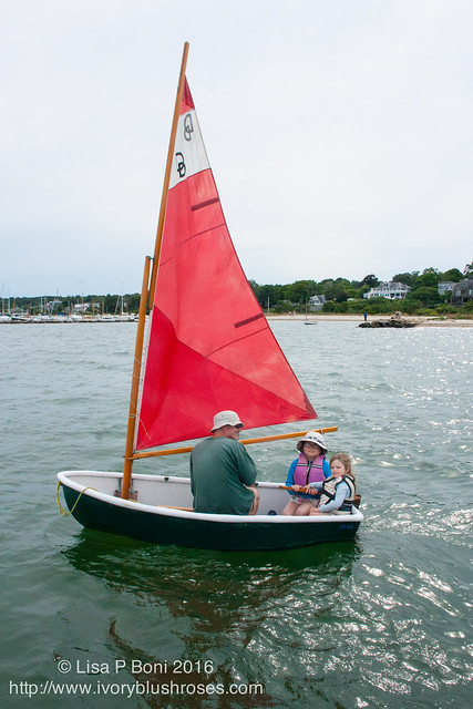 Dinghy Sailboat