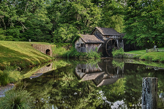Mabry Mill HDR | by loco's photos