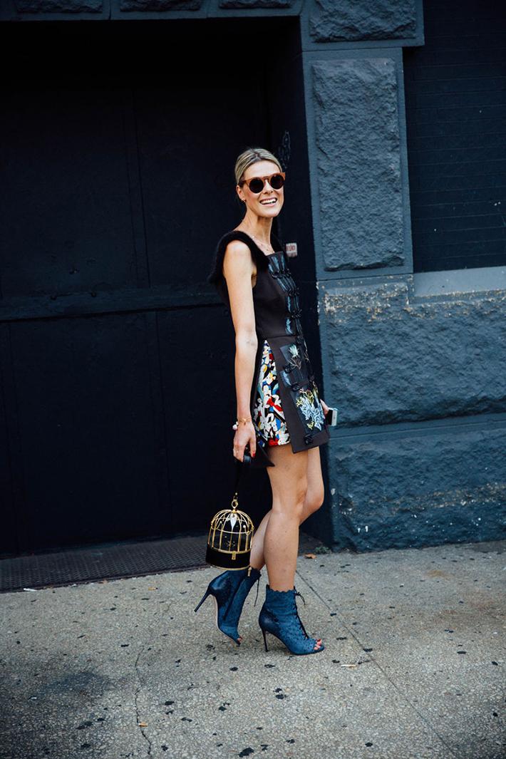 street style fashion week new york 13
