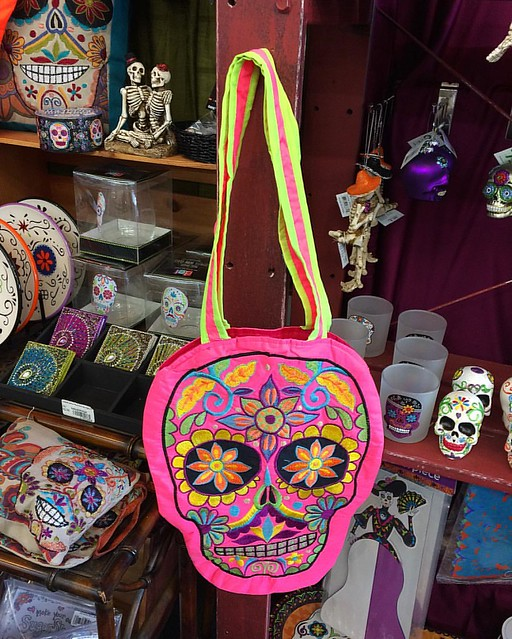 """I want ALL of the """"Day of the Dead"""" stuff. 💀💀💀"""
