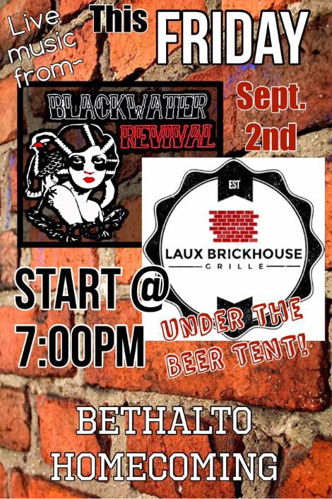 Blackwater Revival 9-2-16