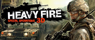 Heavy Fire Special Operations 3D - Logo | by cbakehorn