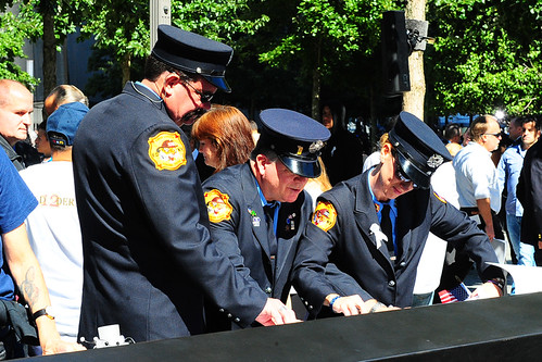 FDNY Marks 11th Anniversary of 9/11 Attacks | by Official New York City Fire Department (FDNY)