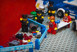 LCPD puzzled by murder. | by The Brick Zombie