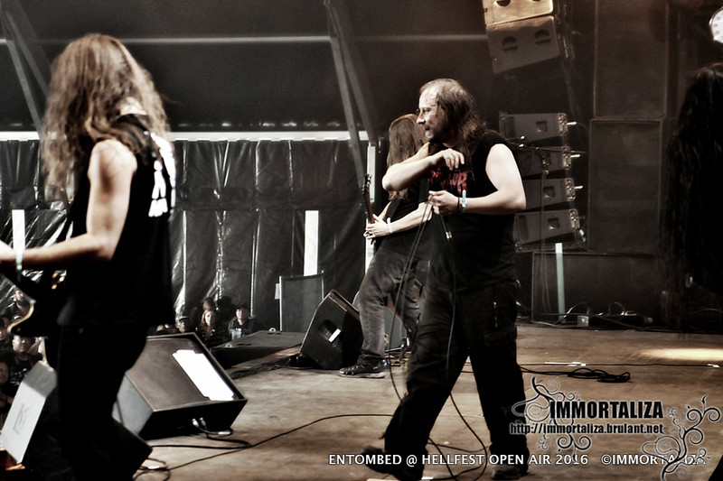 ENTOMBED AD @ HELLFEST OPEN AIR 2016 CLISSON FRANCE 29928890115_c76ffb35df_c