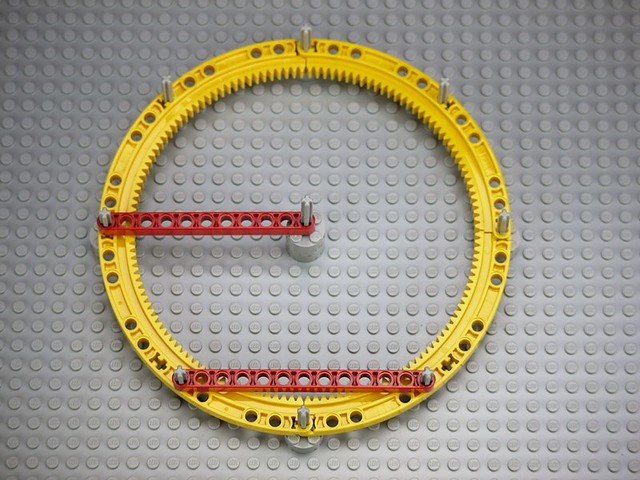 Circle Gear Rack 11X11 (8)