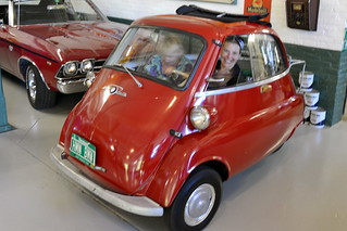 1960 BMW Isetta | by PilotGirl