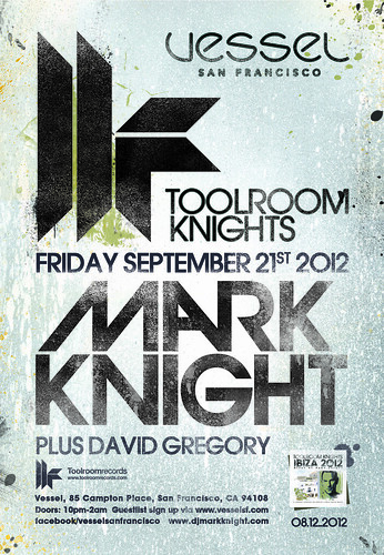 Toolroom Knights - Mark Knight | by vesselsanfrancisco