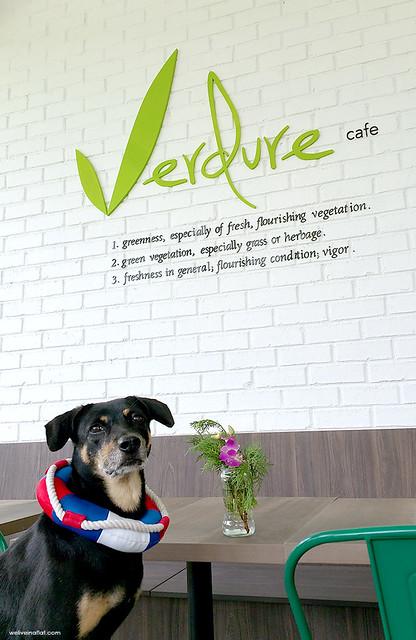 verdure cafe signboard springleaf nature park