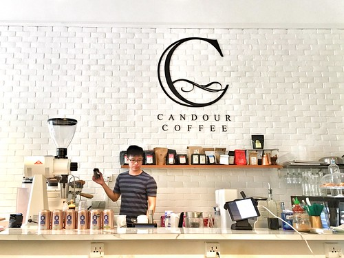 Candour Coffee, Beach Road, Singapore