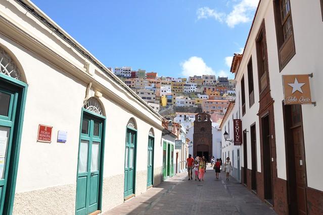 Innenstadt San Sebastián