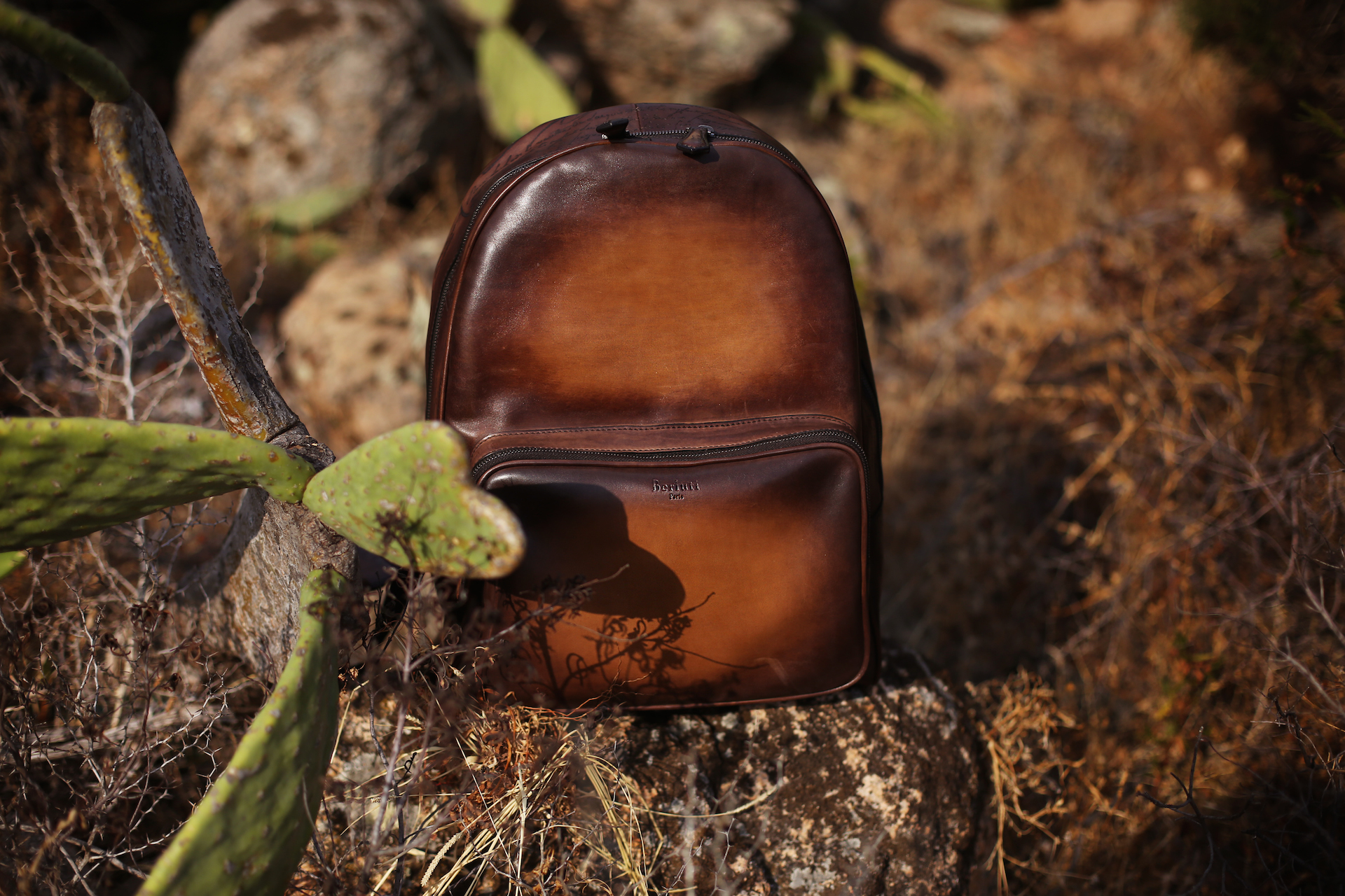 Berluti Time off Backpack