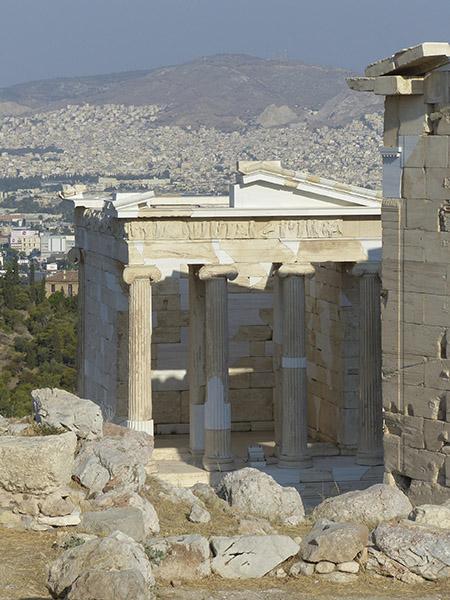 temple d'Athéna Niké 2