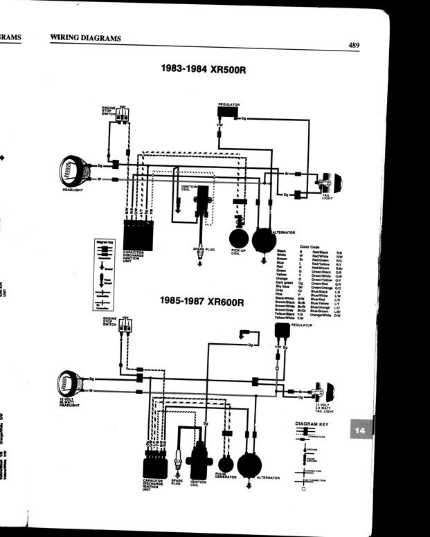 DIAGRAM] Gs Xr 600 Wiring Diagram FULL Version HD Quality ... on