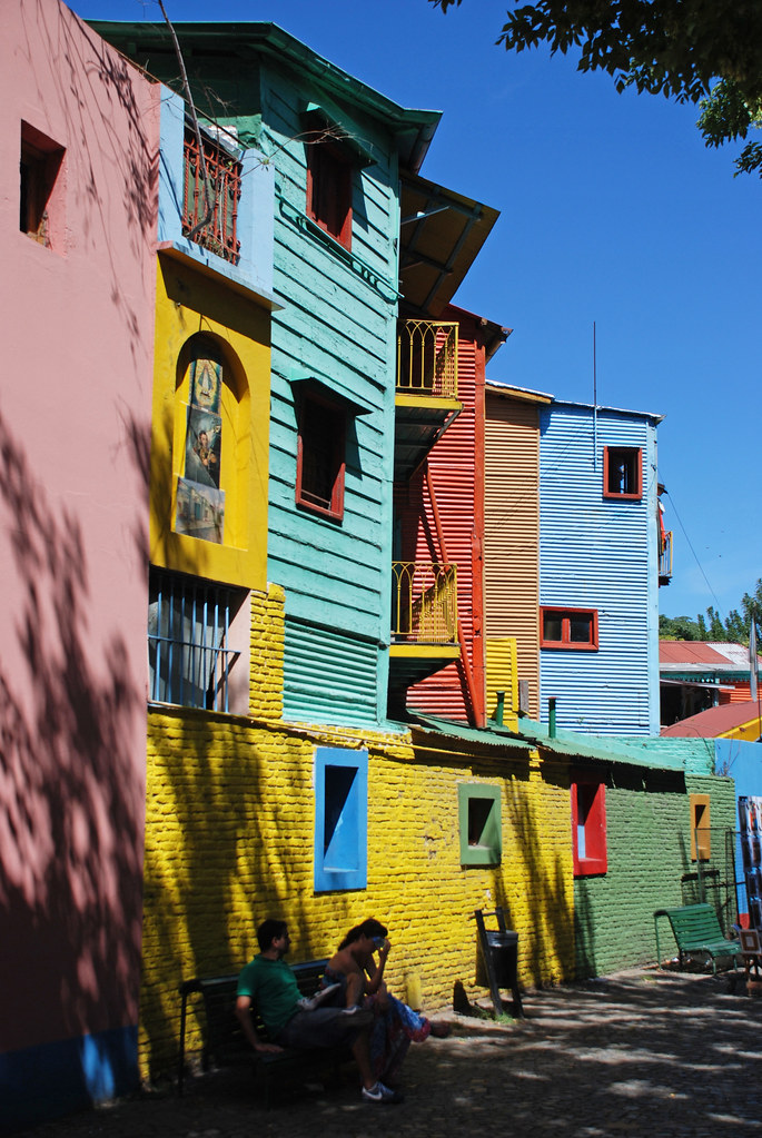 8 of the Most Colorful Streets in the World