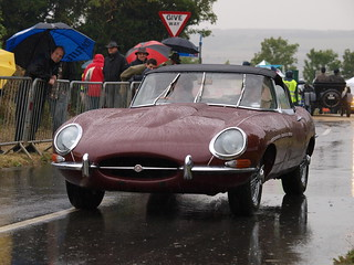 ??? 196? Jaguar E Type | by Megashorts