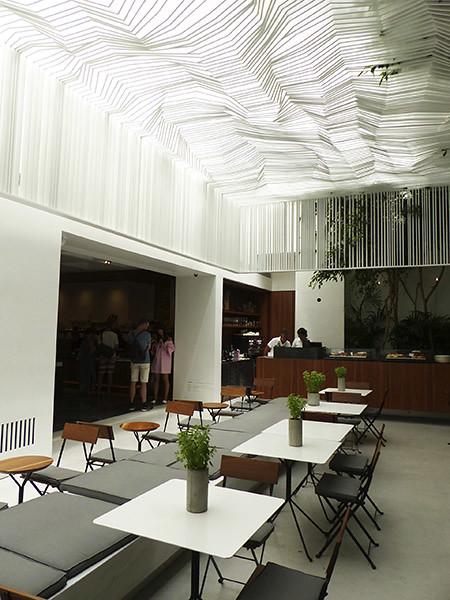café du musée d'Art Cycladique