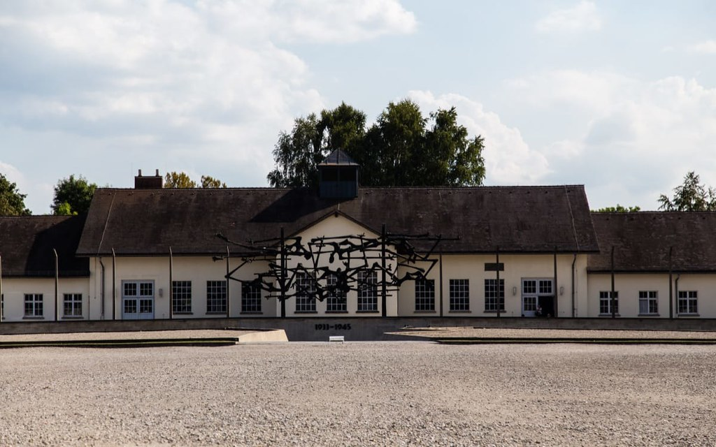Koncentrationslejr i Dachau